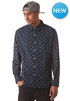 FOURSTAR Anderson Signature L/S Shirt navy