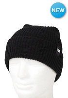 FOURSTAR Bar Label Fold Beanie black