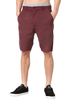 FOURSTAR Carroll Signature Chino Short burgundy