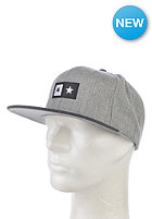 FOURSTAR Four Bar Snapback Cap grey