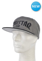 FOURSTAR Four Highspeed Snapback Cap grey