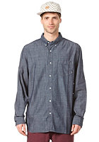FOURSTAR Freeman L/S Shirt indigo