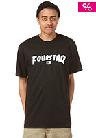 FOURSTAR Highspeed S/S T-Shirt black