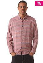 FOURSTAR Horizon L/S Shirt red