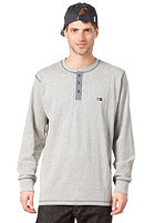 FOURSTAR Molino L/S Shirt heather grey
