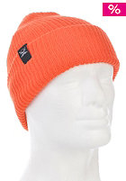 FOURSTAR Pirate Label Fold Beanie orange
