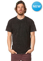 FOURSTAR Pirate Mineral Wash S/S T-Shirt black
