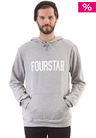 FOURSTAR Premium League Hooded Sweat athletic heather