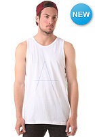 FOURSTAR Thinline Tank Top white