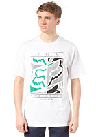 FOX Academy S/S T-Shirt white