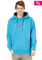 FOX Amperage Hooded Fleece Sweat electric blue