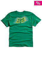 FOX Android S/S T-Shirt green