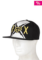 FOX Big Boltz Snapback Cap black/white