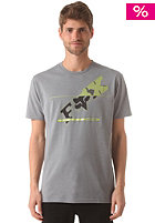 FOX Brakefast S/S T-Shirt heather graphite
