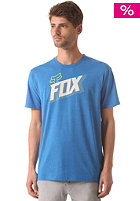 FOX Camster S/S T-Shirt heather blue