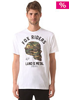 FOX Camster S/S T-Shirt optic white