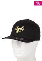 FOX Caporegime Flexfit Cap black/yellow