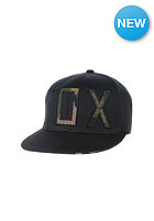 FOX Carnage Camo 210 Fritted Cap black
