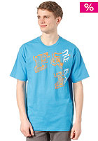 FOX Charmer S/S T-Shirt electric blue