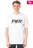 FOX Draggy S/S T-Shirt white