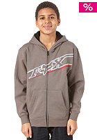 FOX Elecore Hooded Zip Fleece graphite