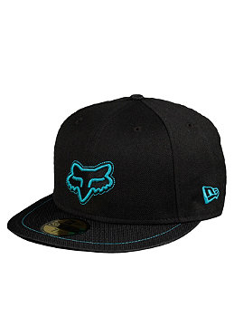 FOX Emerald Empire New Era Cap black