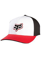 FOX Enterprise Flexfit Cap red
