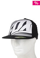 FOX Enterprize Fitted Cap black/white
