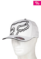 FOX Everywhere Flexfit Cap white