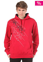 FOX Fastbreak Hooded Sweat red