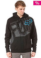 FOX Full Force Hooded Zip Sweat black