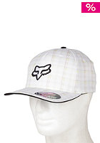 FOX Gamma Flexfit Cap white