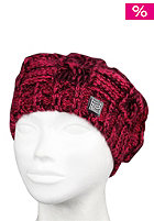 FOX Girls Throwback Beret Beanie fuchsia