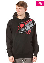 FOX Hashed Hooded Sweat black