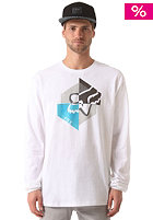 FOX Helios Longsleeve optic white