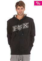FOX Innovator Hooded Zip Sweat black