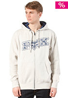 FOX Innovator Hooded Zip Sweat light grey