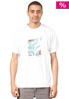 FOX Inside The Box S/S T-Shirt white