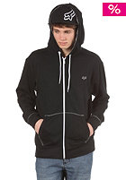 FOX Judas Hooded Zip Sweat black