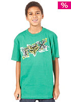 FOX KIDS/ Boys Alarmed S/S T-Shirt green