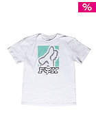FOX Kids Fazer S/S T-Shirt optic white