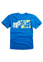FOX Kids Head Rush S/S T-Shirt blue