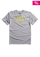 FOX Kids Sidewinder S/S T-Shirt heather graphite