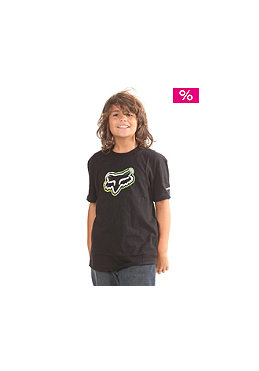 FOX Kids Spiked S/S T-Shirt black