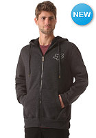 FOX Kounter Sherpa Zip Sweat heather black
