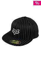 FOX Legacy Flexfit Cap black pinstripe
