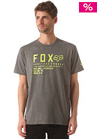 FOX Lifer S/S T-Shirt heather dark fatigue