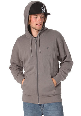 FOX Mr. Clean Hooded Zip Sweat graphite