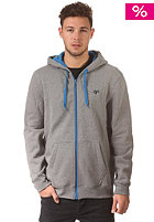 FOX Mr. Clean Hooded Zip Sweat heather graphite