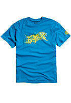 FOX On The Run S/S T-Shirt electric blue